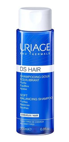 Ds Hair  Champú  Suave Regulador 200 Ml Uriage