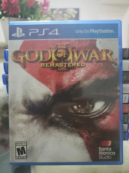 Jogo God Of War 3 Remastered