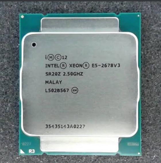 Xeon E5-2678-v3