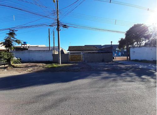 Terreno À Venda Com 500.01m² Por R$ 420.000,00 No Bairro Boqueirão - Curitiba / Pr - Eb+8977