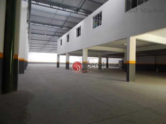 Galpão À Venda, 2200 M² Por R$ 8.600.000 - Ipiranga - São Paulo/sp - Ga0853