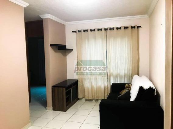 Apartamento Com 3 Dormitórios À Venda, 46 M² Por R$ 160.000,00 - Tarumã Açu - Manaus/am - Ap2958