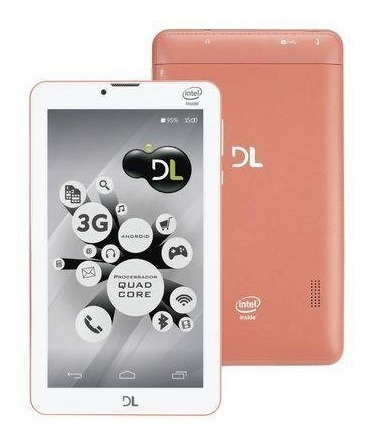 Tablet Dl Tecphone 7 Polegadas 8gb Tx320sal Smartphone