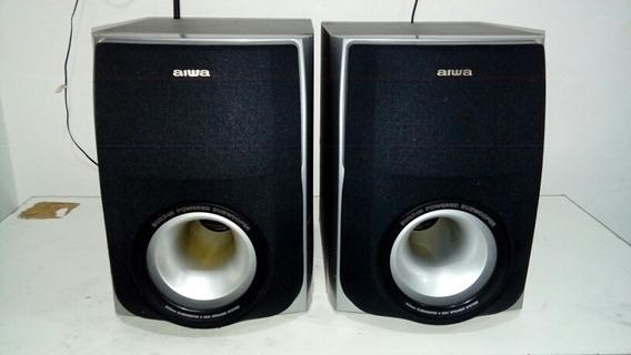 Caixas De Som Aiwa Nsx S909