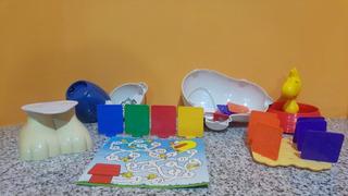 Muñeco Snoopy Mcdonalds Multijuegos
