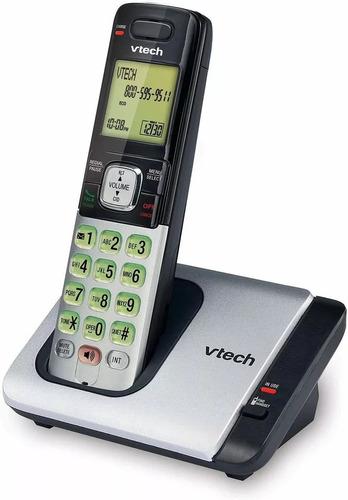 Imagen 1 de 2 de Telefono Inalambrico V-tech Gris