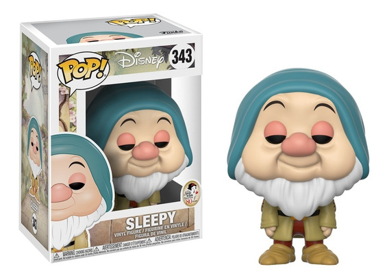 Funko Pop! Disney: Snow White - Sleepy (soneca) #343