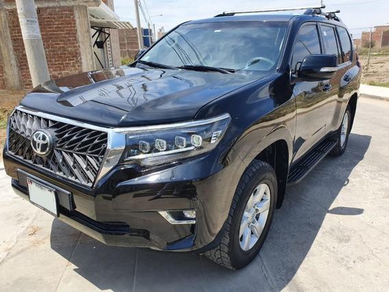 Camioneta Toyota Land Cruiser Prado Txl 2013 Act 2020