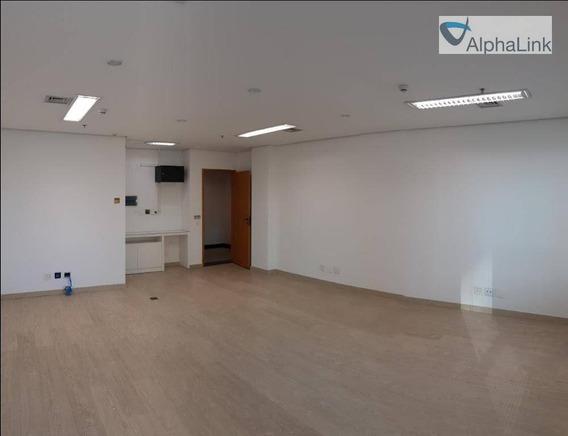 Sala Comercial 42 M² - West Gate Alphaville - Barueri - Sa0189