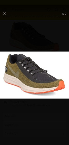 Zapatillas Nike Winflo 5 Impermeables Talle 44/45. 30cm