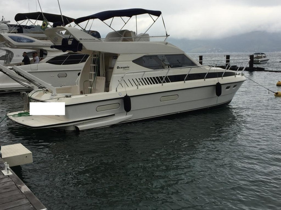 Oceanic Elegance 36 Mercedes 366 2x315 Completa 1996. Caiera