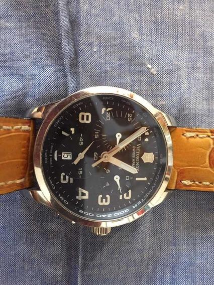 Relógio De Pulso Victorinox Swiss Army Em Excelente Estado.