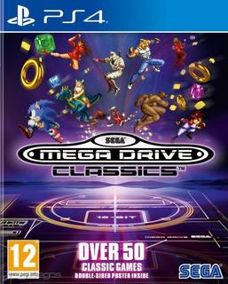 Sega Genesis Classic Ps4