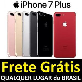 Carcaça Aro iPhone 7 Plus Traseira Chassi + Frete Grátis Qualquer Lugar - Leia Abaixo A Descrição! Produto Original