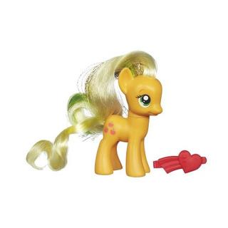 Figura De Muñeca My Little Pony Rainbow Power Applejack