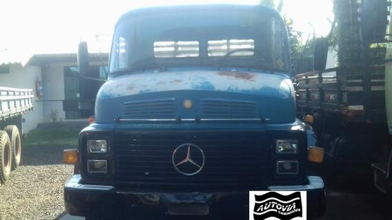 Mercedes-benz Mb 1113 Toco 4x2 Motor 1318, Carroceria Ok