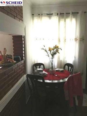 Jd. Martini, 60m², 2 Dorm. C/ae, Coz. C/ae, Wc, Sala, Área De Serviço, 1 Vaga - Mc2498