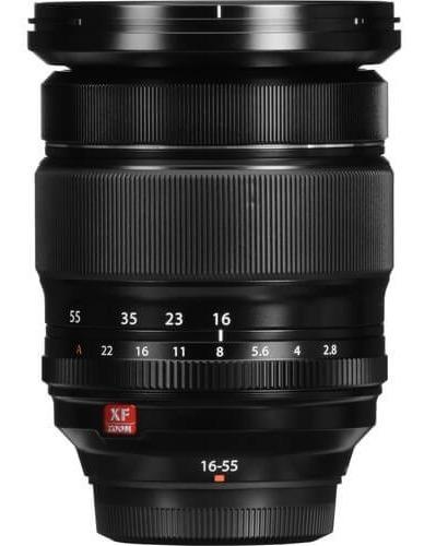 Lente Fujifilm Xf 16-55mm F/2.8 R Lm Ois Wr