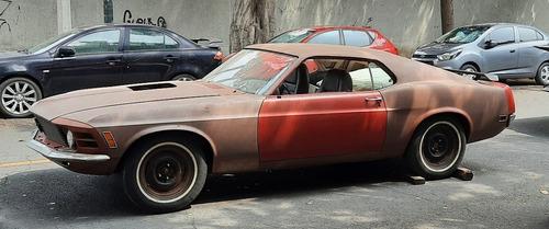 Imagen 1 de 8 de 1970 Mustang Boss 302 Fastback