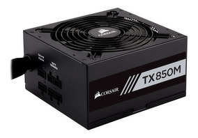 Fonte Atx Tx 850w Pfc Ativo 80 Plus Gold Cp9020130ww Corsair