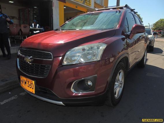 Chevrolet Tracker Lt 1.800cc Aa Tp Abs Ct Fe