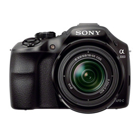 Câmera Sony Ilce-3000k 20.1 Mp
