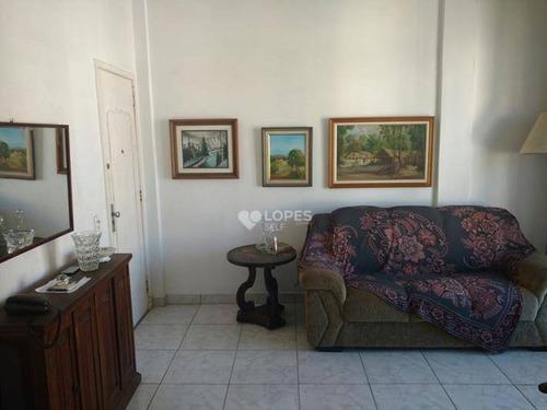 Apartamento Com 2 Quartos, 64 M² Por R$ 550.000 - Icaraí - Rj - Ap31032
