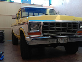 Ford F-150 4x4 1978