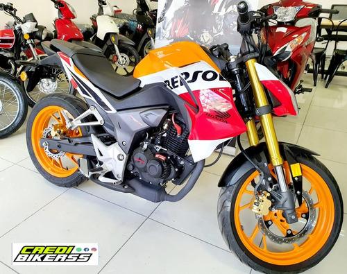 Honda Cb 190 R Repsol / Financiacion 100%
