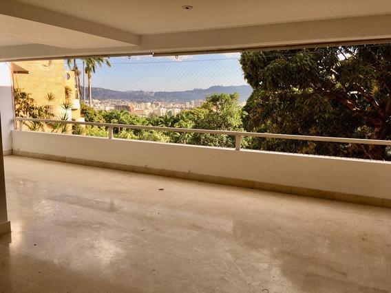 En Alquiler Apartamento Remodelado Parte Alta De Los Chorros