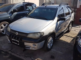 Fiat Palio Weekend 1.8 Gnc