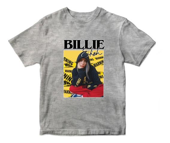 Remeras Algodón Billie Eilish