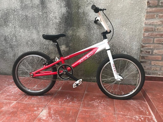 Bicicleta Bmx Axion Triplex Usada