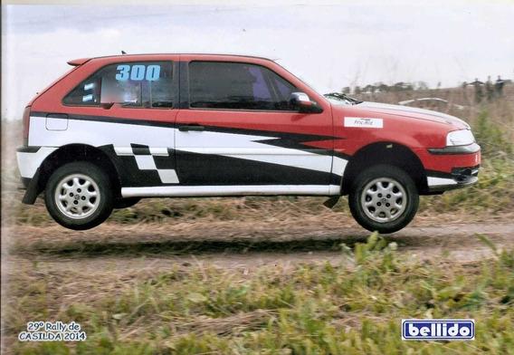 Volkswagen Gol 1.6 Rally