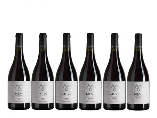 Imagen 1 de 3 de Caja X 6 - Mevi - Gran Reserva De Familia - Pinot Noir