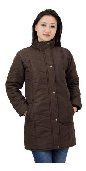 Casaco Plus Size Capuz 48 Ao 58 - Inverno Rigoroso, Neve