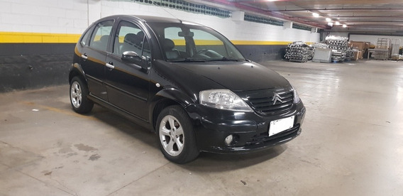 Citroën C3 1.6 16v Exclusive Flex 5p 2006 Baixo Km