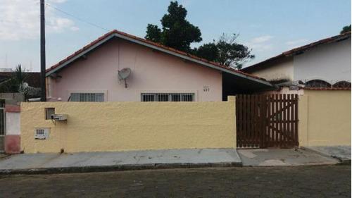 Casa No Ótimo Bairro Do Cibratel 1 - Itanhaém 4411 | Npc