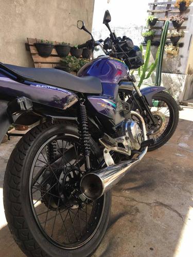 Yamaha Ybr 125 Esd 2003