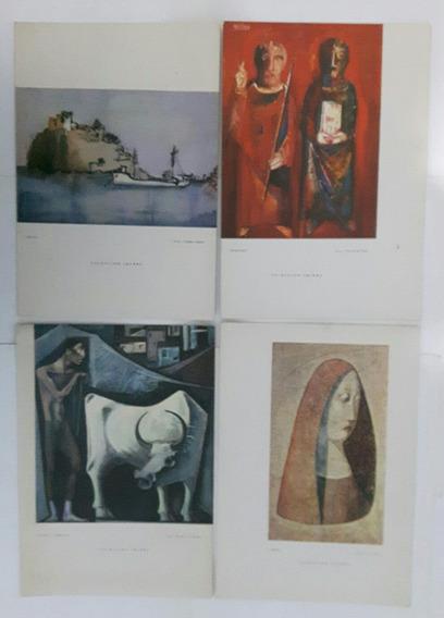 Cartas Menus Crucero Coleccion Ybarra Año 1963 X 1 Unidad