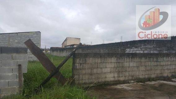 Terreno Residencial À Venda, Cibratel, Itanhaém. - Te0018