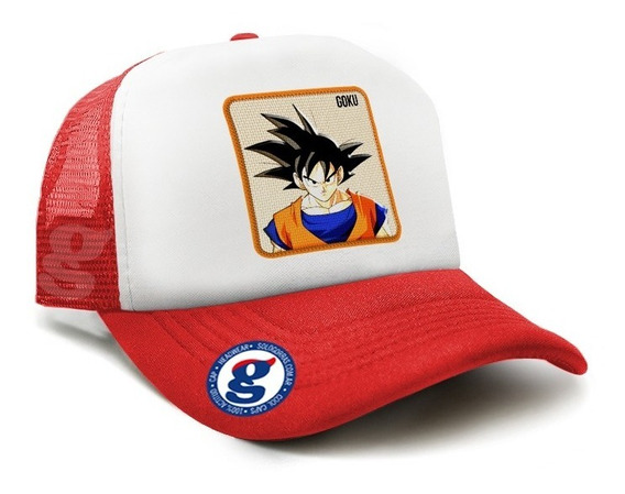 Gorra Trucker Dragon Ball Z Goku