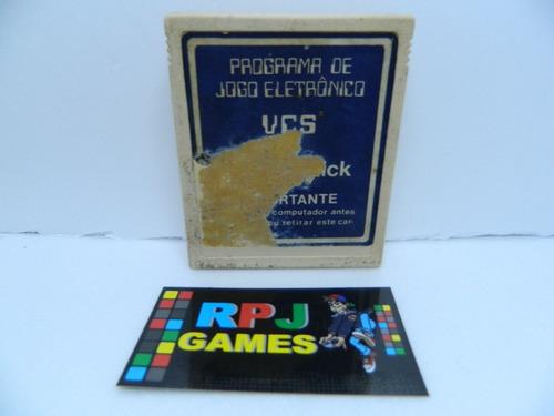 Grand Prix Original Vcs P/ Atari - Loja Centro Rj
