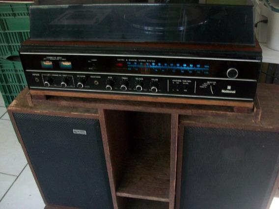 Rádio 3x1 National 8000