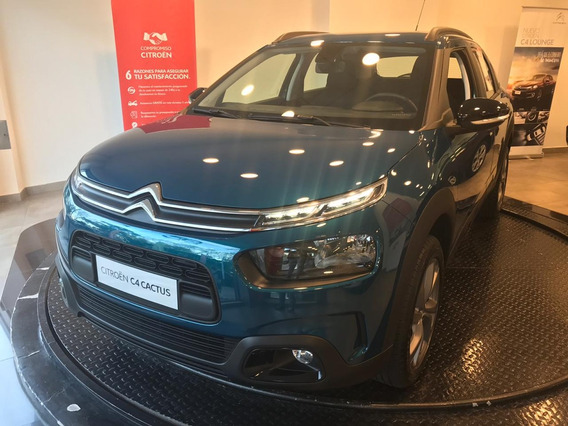 Citroen C4 Cactus Feel Manual 0km - Plan Nacional - Darc