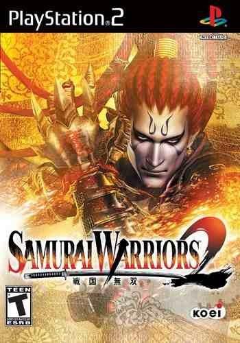 Samurai Warriors 2 - Ps2 Patch Fte Unic