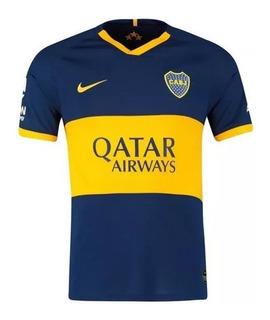 Camisa Boca Juniors 2019/20 Oficial Frete Grátis Pronta Ent.