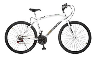 Bicicleta Colli Cb500 Aro 26 18 Marchas Freios V-brake Quadr