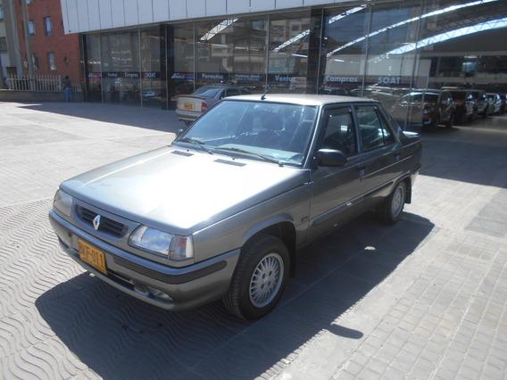 Renault 9 Inyeccion