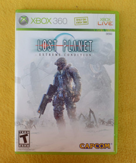 Lost Planet Extreme Condition Xbox 360 Play Magic